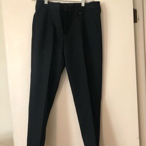 Jones New York black ankle pants size 4